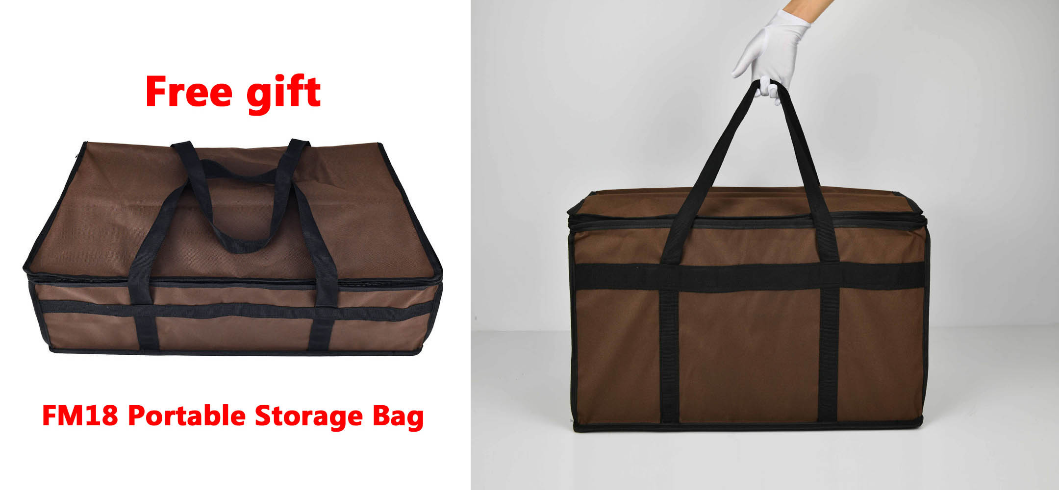 FM18 Portable Storage Bag