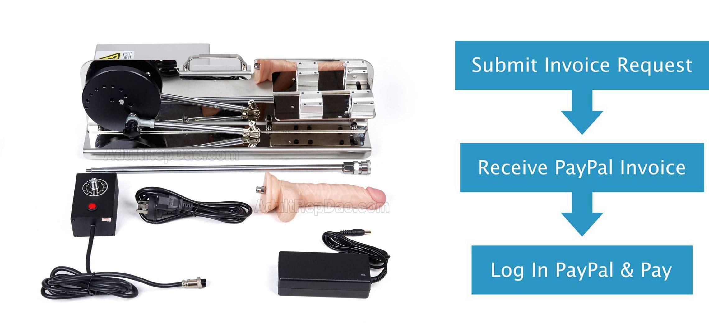 Buy Sex Machine - Homemade