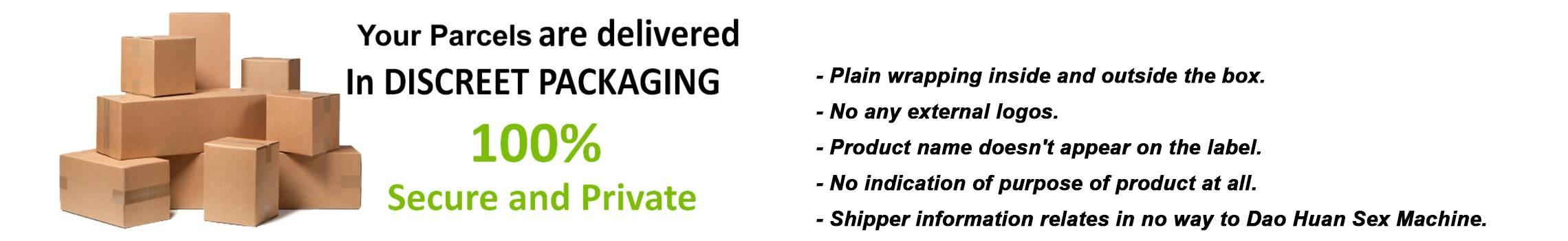 Discreet Packaging and Billing