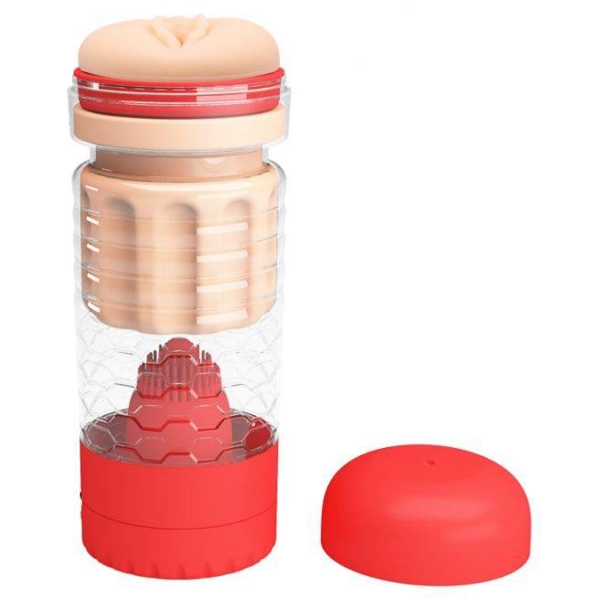 Pretty Love Sex Toy Male Masturbator Cup BM-00900T65-1